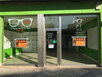 8001 Local comercial en Catabois - Ferrol